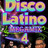 ECHENIQUE MIX - DISCO LATINO MEGAMIX 4 [2014]