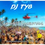 DJ TY-B Summer Essentials: Volume 1