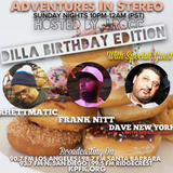 ADVENTURES IN STEREO w/ RHETTMATIC, DAVE N.Y. & FRANK NITT