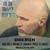 Oberon - Focus Trance Sessions May 2015