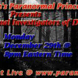 Delaware's paranormal Princess Radio W/Guests Brandon Hurd & Rev Bradley