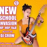 New School Invasion Vol. 01 Track 02 By Dj cRoW