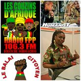 CDA S03Ep06 with Kwezi & Humanist & African Urban Music Session From Burkina Faso (03.11.14)