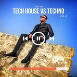 Tech House vs Techno mix vol.1 (2016) #erimtnd