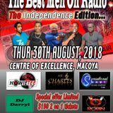 B.M.O.R. (Best Men On Radio) Thursday August 30th [FREE DOWNLOAD IN DESCRIPTION]