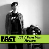 FACT Mix 153: Peter Van Hoesen