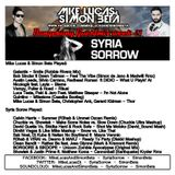 Week 21 2015 - Mike Lucas & Simon Beta - Bangerang Radio Show guestmix Syria Sorrow
