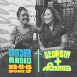 Locodia Radio #017 - GEORGIA + EMMA
