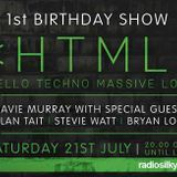 stevie watt live guest techno mix on HTML on radiosilky.com 21-7-18
