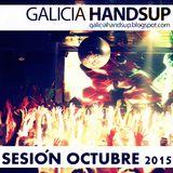 Sesión Outubro 2015 Galicia Hands Up!, Mixed By Aessi