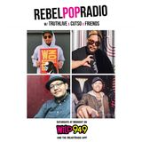 Kue Live in the Mix on Rebel Pop Radio on Wild 94.9 - 2.10.18