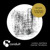 Conduit Set #033 | In the Garden of Your Soul (curated by Joel Davis) [TerraSonic]