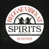 Reggae Vibes at Spirits
