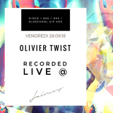 Oliver Twist @ Jalousy Brussels / September 28th 2019