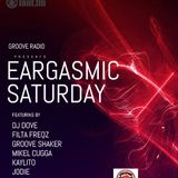 JoDie - EARGASMIC SATURDAYmix @laut.fm/grooveradio ( funky and groovy house )