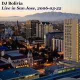 DJ Bolivia - Live in San Jose, CD1
