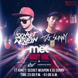 DJ Sunny on MET107
