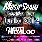 Sesión Fun Junio 2014 Diego Hidalgo