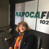 "Emisiunea ""Da Se Poate"" (ep. 13), NapocaFM- invitat: Olga Stanciu, business manager Eximtur"
