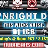 Dj ICB Nubreaks.com Guest mix