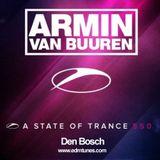 Gareth Emery Live @ A State of Trance 550 (Den Bosch, NL)