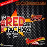 #enREDate con El Tachaz, 09 de Febrero 2015