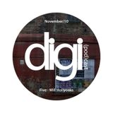 Digicast Five - Will Hollyoaks - November 10