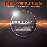 120 MINUTES MIX OF FEMALE DJS MISS SMILE AND NO SUGAR