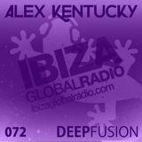 072.DEEPFUSION @ IBIZAGLOBALRADIO (Alex Kentucky) 31/01/17
