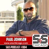 S&S Podcast 004 - Paul Johnson