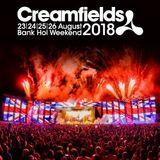 Carl Cox - Live @ Creamfields 2018 [Daresbury, UK] 24.08.18