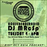 DJ MRcSp`pres The Bump & Fresh Radio Show PODCAST (Tues 21st October 2014) – HHRadio