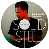 Solid Steel Radio Show 28/10/2016 Hour 2 - South London Ordnance