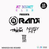 I Am Trash Live - Ranji Closing Set @ Samplers, Rosario 15-10-2016