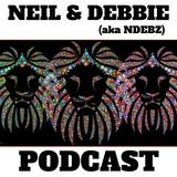 Neil & Debbie (aka NDebz) Podcast #139.5 ' The August Leo '  -  (Music Version)
