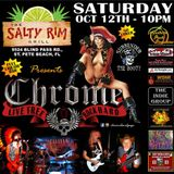 Chrome LIVE From The Salty Rim - 10/12/2013