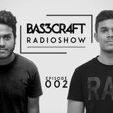 BAS3CR4FT Radio Show 002