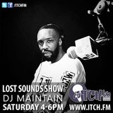 DJ Maintain - Lost Sounds Show 183
