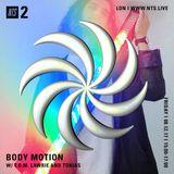 Body Motion w/ T.D.M. Lawrie & Tobias - 8th December 2017