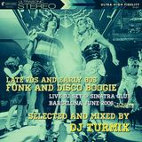 Late 70's and early 80's Funk & Disco Boogie gemms (Live dj set)