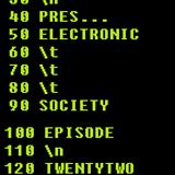 BURREISHON Presents... Electronic Society Podcast - Episode 22