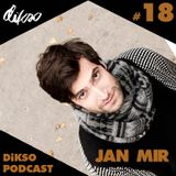 DIKSO Podcast 18 - Jan Mir