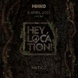 Hatico - Live at Hey, location! @ Moscow - 5apr. 2019