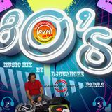 DjGuAnChE In Sessions For RadioVideoMusic - 80´s Music Mix Part.2