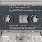 Justin Robertson - Guerilla Master-mix 1992