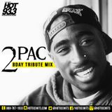 Dj Rocko™ 2Pac HOT 93.3 Tribute Mix