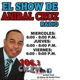 El Show de ANIBAL CRUZ - 19 Dic 2014