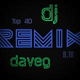 Top 40 Remix 9.16