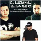 Dj Lucian&Geo-Best Festival Party Mix April(Guest Mix- Justin Prime)@OnlineDjRadio