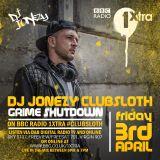 DJ Jonezy - BBC Radio 1Xtra Grime Shutdown 2015